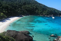 Baie des Similans - Duck Bay